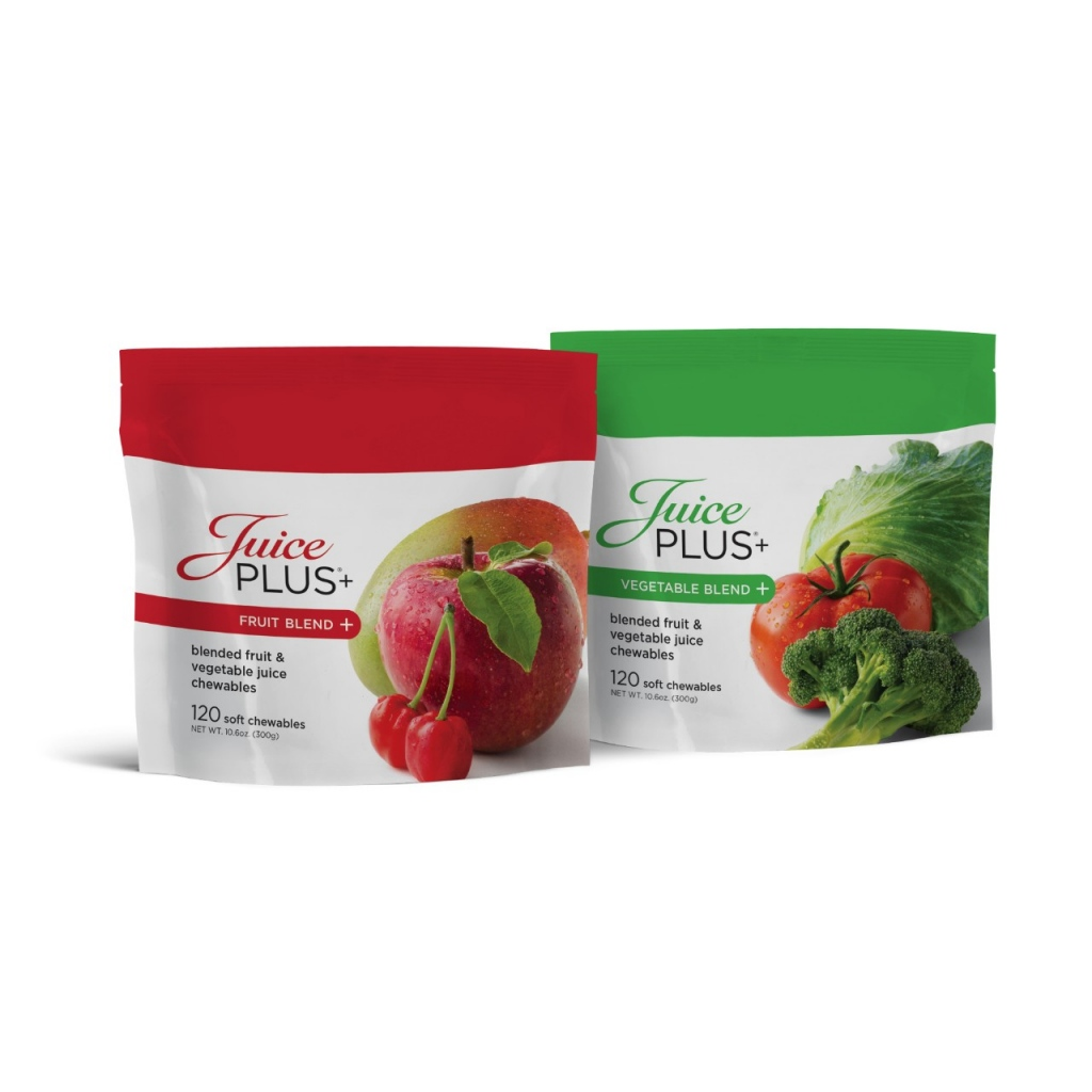 Fruit and Vegetable Blend Chewables (Adult)